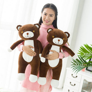 Giant Teddy Bear Huge Teddy Bear Giant Stuffed Animals 225# - MxDeals.com