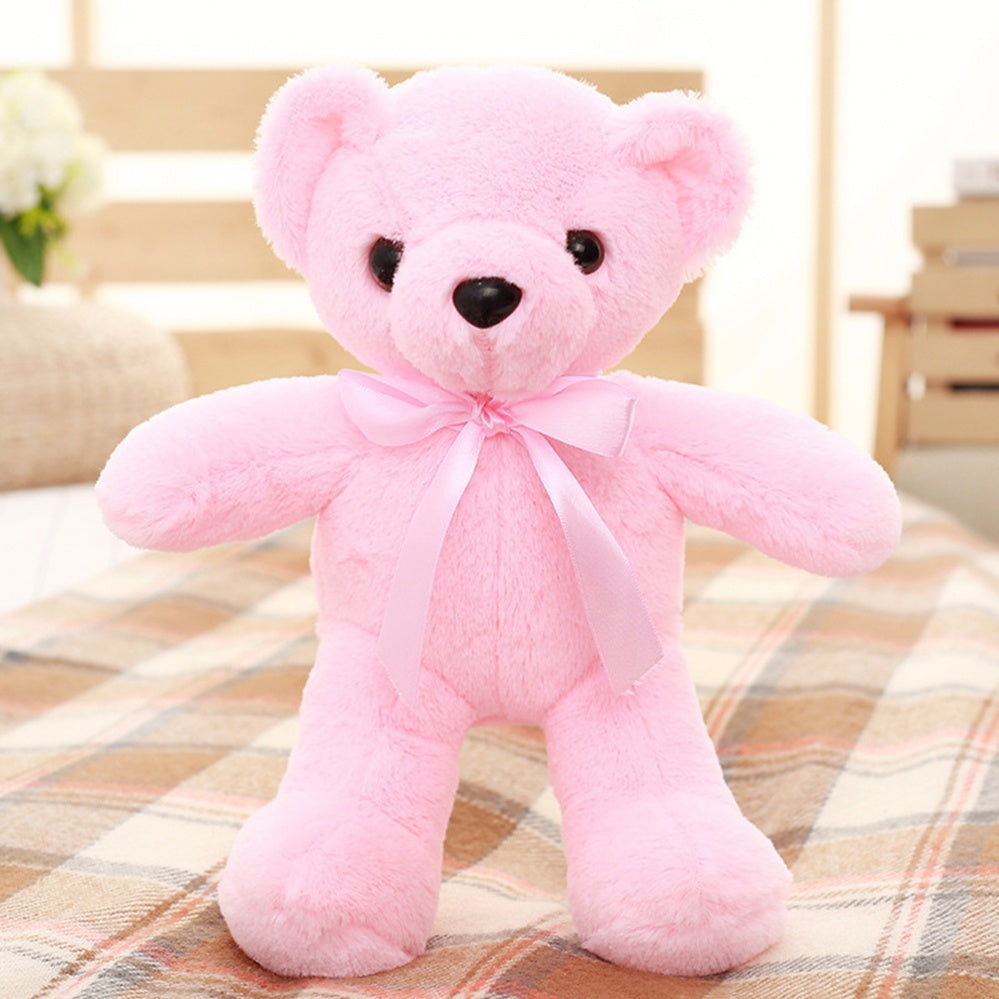 Teddy Bear Doll Pink Plush Toys