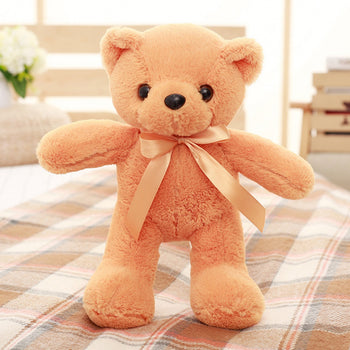 Teddy Bear Doll Light Brown Plush Toys - MxDeals.com
