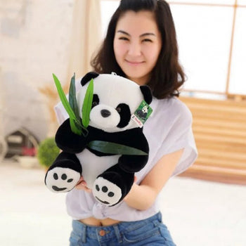Little Panda Many Kinds of Size Hunchback - MxDeals.com