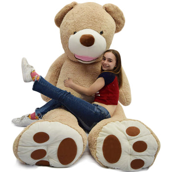 American Super Big Teddy Bear Amazing of Gift Best-Selling Models