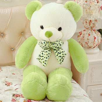 Candy Teddy Bear Doll Green