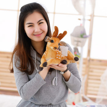 Stuffed Animal Plush Toy Toy Doll for Children FurReal Friends Plushie Toys and Gifts - MxDeals.com
