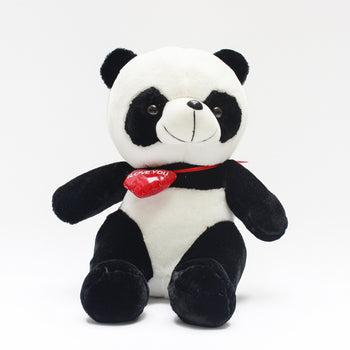 Panda Doll with Lovely Bow Tie