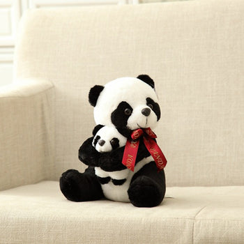 Father And Son Panda for Children of Gift