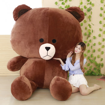 Brown Bear Super Big Amazing of Gift