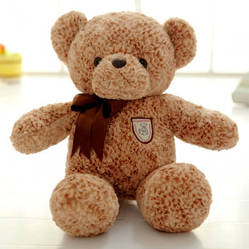 Light Brown Teddy Bear School Season Gift