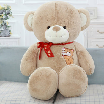 Huge Teddy Bear Stuffed Bear Soft Cute Teddy bear 356# - MxDeals.com