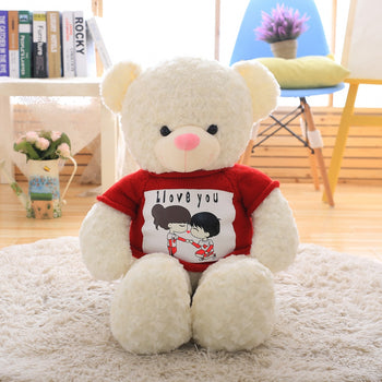 Giant Teddy Bear Soft Cute Teddy bear Stuffed Bear 367# - MxDeals.com