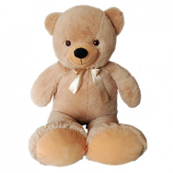 Light Brown Cuddly Super Soft Plush Stuffed Animal Toys Teddy Bear Toy Doll