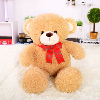 Soft Cute Teddy bear Giant Teddy Bear Stuffed Bear 370# - MxDeals.com