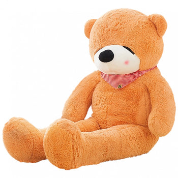 Sleepy Teddy Bear Light Brown