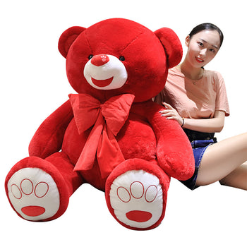 Big Teddy Bear Stuffed Bear Soft Cute Teddy bear