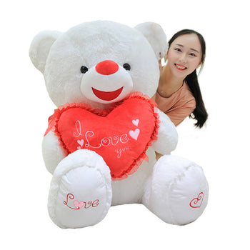 Huge Teddy Bear Giant Teddy Bear Giant Stuffed Animals - MxDeals.com