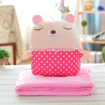 Plush Pillow Toy Pillow Plush Soft Toy - MxDeals.com