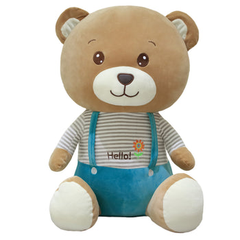 Huge Teddy Bear Giant Stuffed Animals Stuffed Bear - MxDeals.com