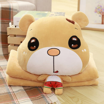 Plush Soft Toy Plush Pillow Toy Pillow - MxDeals.com