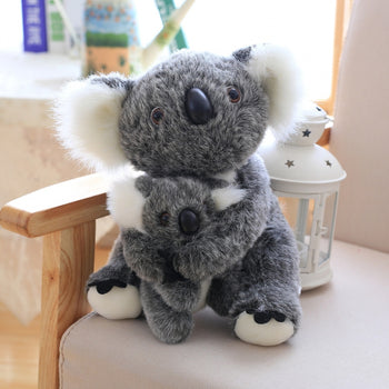 Toy Doll for Children Cuddly Plush Animal Stuffed Animal Plush Toy - MxDeals.com