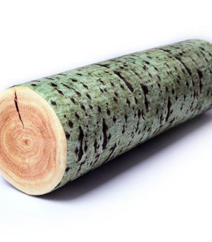 Tree Log Pillow