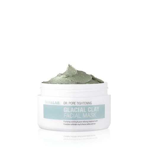 {SKIN&LAB} GLACIAL CLAY FACIAL MASK