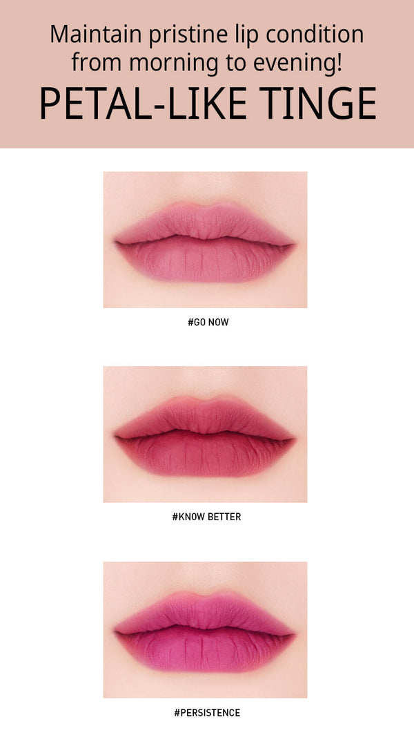{3CE} VELVET LIP TINT #PINK BREAK