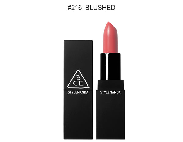 {3CE} MATTE LIP COLOUR #216 BLUSHED