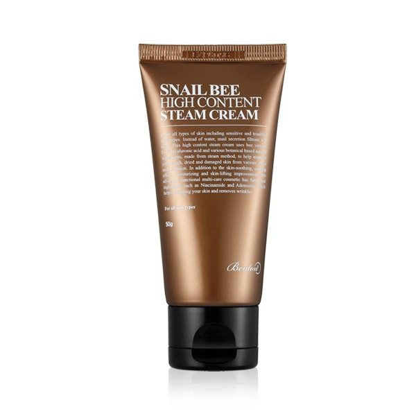 {BENTON} SNAIL BEE HIGH CONTENT STEAM CREAM