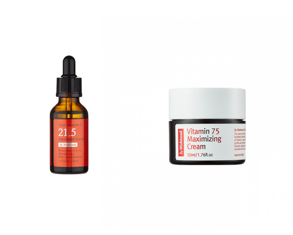 {BY WISHTREND} 2 STEP VITAMIN MAXIMISING SET