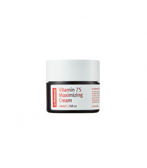 {BY WISHTREND} VITAMIN 75 MAXIMIZING CREAM