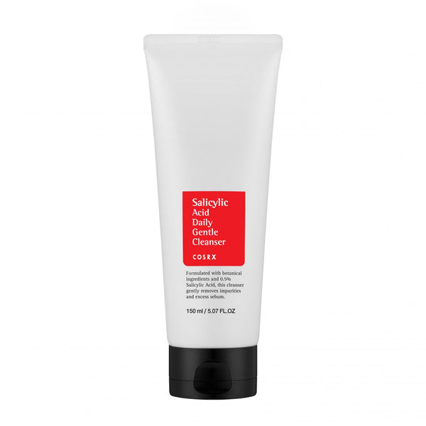 {COSRX} SALICYLIC ACID DAILY GENTLE CLEANSER