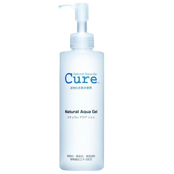 {CURE} NATURE AQUA GEL TOYO LIFE