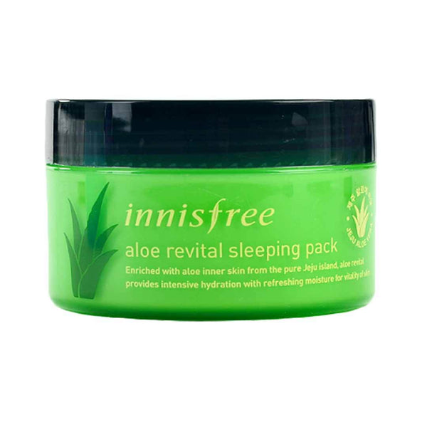 {INNISFREE} ALOE REVITAL SLEEPING PACK