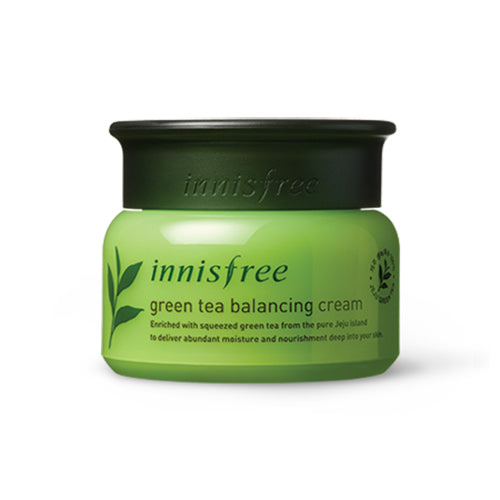 {INNISFREE} GREEN TEA BALANCING CREAM