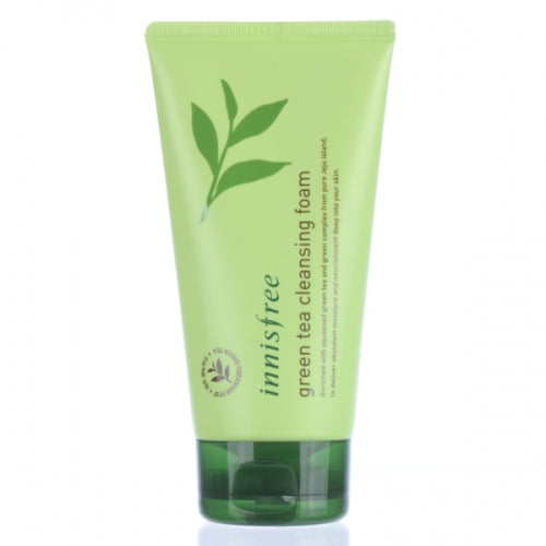 {INNISFREE} GREEN TEA CLEANSING FOAM