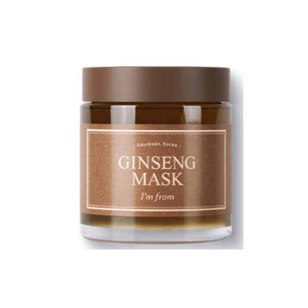 {I'M FROM} GINGSENG MASK
