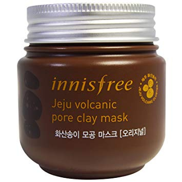 {INNISFREE} JEJU VOLCANIC PORE CLAY MASK