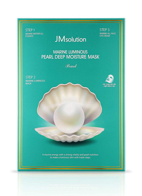 {JM SOLUTION} MARINE LUMINOUS PEARL DEEP MASK