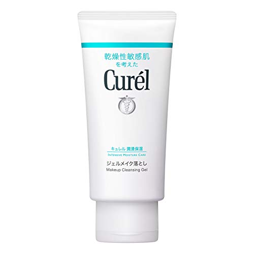 {KAO} CUREL INTENSIVE MOISTURE CARE MAKE UP CLEANSING GEL