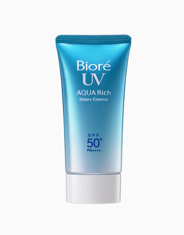 {KAO} BIORE UV AQUA RICH WATERY ESSENCE SPF 50+ PA++++ 2019 Version