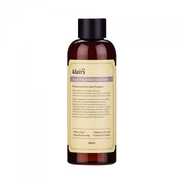 {DEAR, KLAIRS} SUPPLE PREPARATION FACIAL TONER