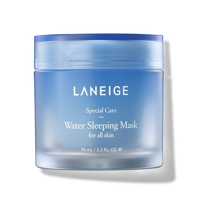 {LANEIGE} WATER SLEEPING MASK
