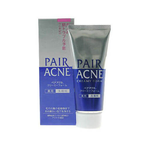 {LION} PAIR ACNE CREAMY FOAM CLEANSER