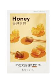 {MISSHA} AIRY FIT SHEET MASK -  HONEY