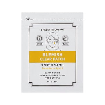 {MISSHA} SPEEDY SOLUTION BLEMISH CLEAR PATCH - 1 PACK