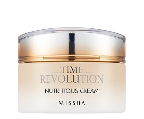 {MISSHA} TIME REVOLUTION NUTRITIOUS CREAM