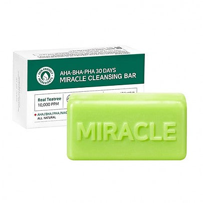 {SOME BY MI} AHA, BHA, PHA 30 DAYS MIRACLE CLEANSING BAR