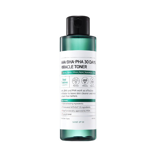 {SOME BY MI} AHA, BHA, PHA 30 DAYS MIRACLE TONER