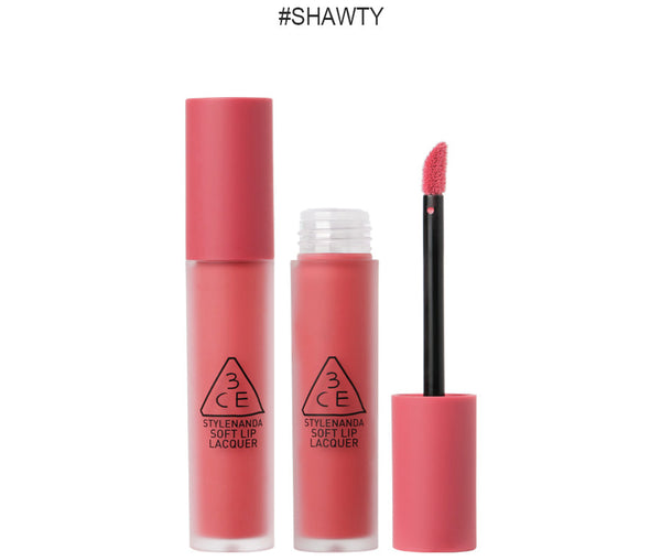 {3CE} LIP LACQUER #SHAWTY
