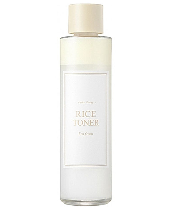 {I'M FROM} RICE TONER