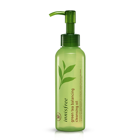 {INNISFREE} GREEN TEA BALANCING CLEANSING OIL